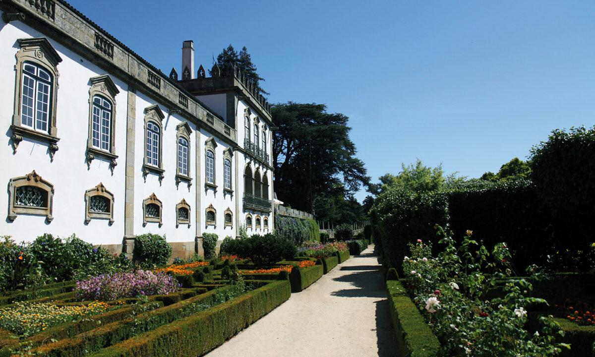 Garten- und Städtereise Lissabon Porto