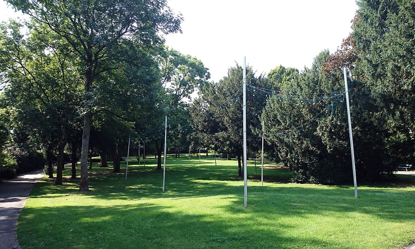 Ortspark Mainz-Laubenheim Bestandsanalyse und Denkmalbewertung von Landschaftsarchitekt Koppelmann