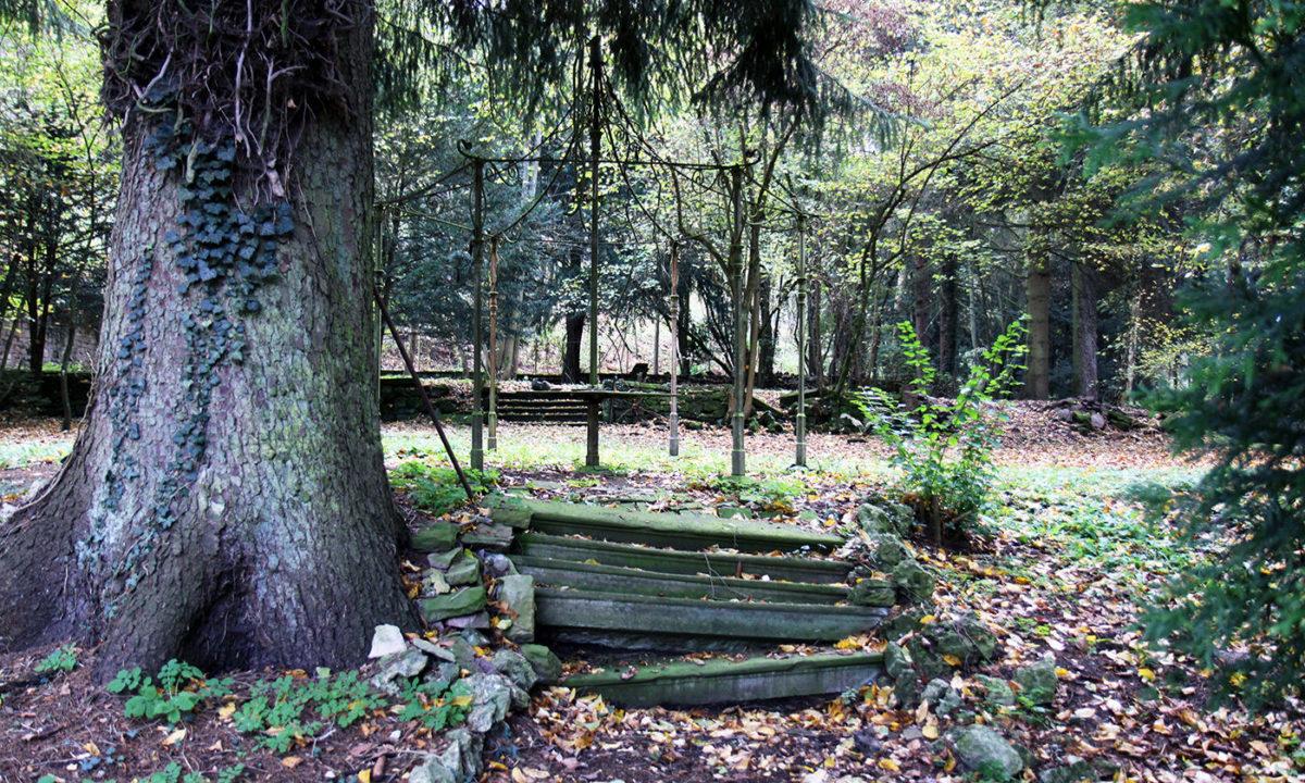 Gartendenkmalpflege - Gartenhistorische Untersuchung Parkanlage Eisenschmelz