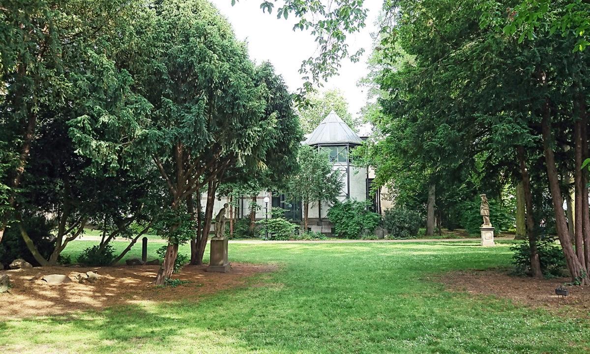 Gartendenkmalpflege Gartenhistorische Untersuchung Projekt Liebig
