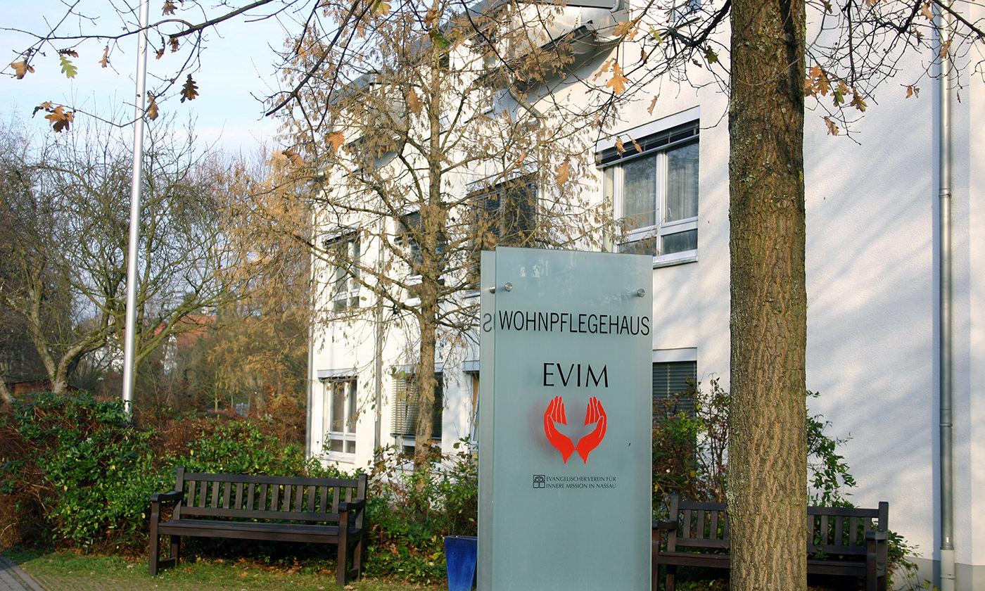 Pflegekonzeption von Landschaftsarchitekt Koppelmann für Wohnpflegehaus in Wiesbaden