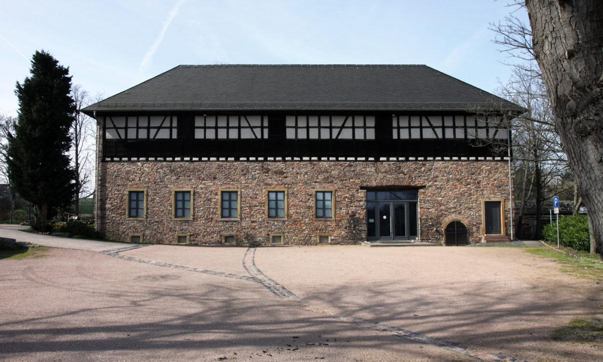 Freianlage der Brentanoscheune, Oestrich-Winkel