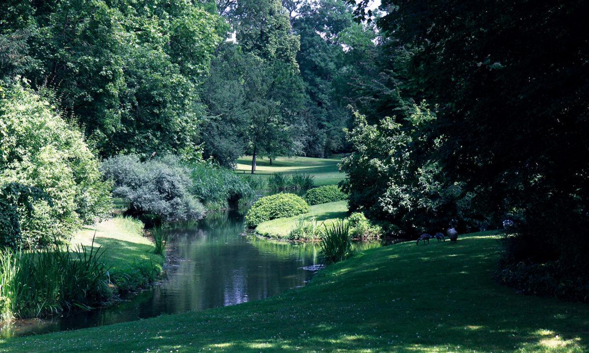 Schlosspark Schwetzingen 2020